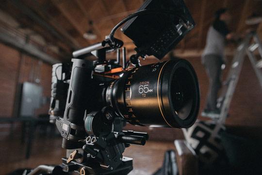 65mm cam
