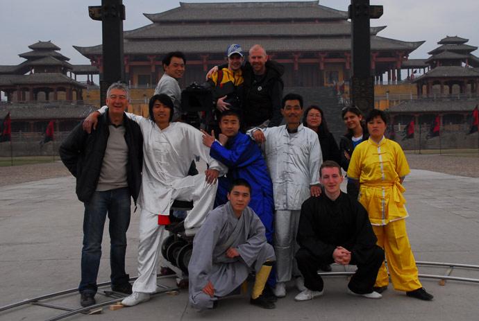 Hengdian crew